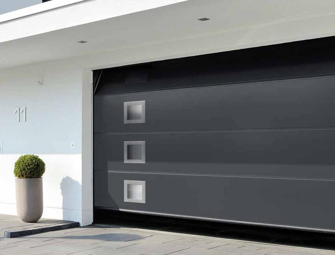 Bramy, drzwi, napędy firmy Hormann