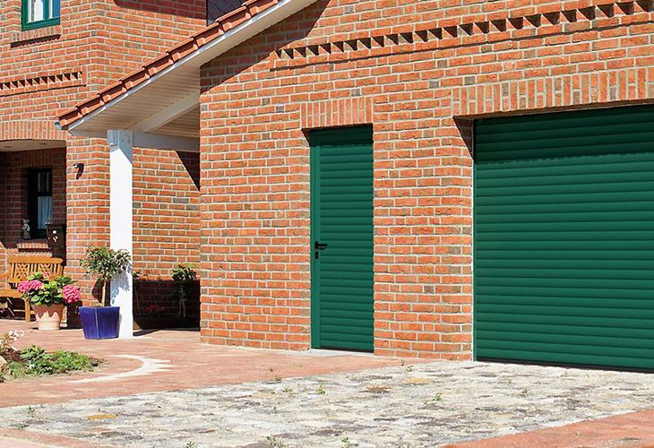 Drzwi boczne do garażu Hormann