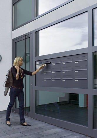 Drzwi aluminiowe Hormann