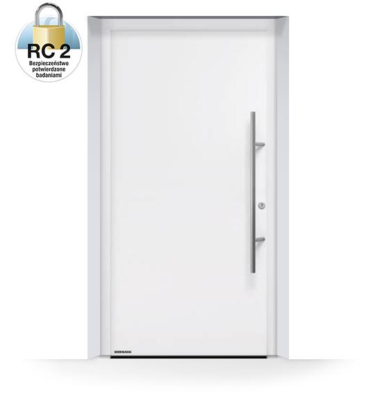 Drzwi zewnętrzne ISOPRO Secur