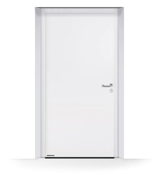 Drzwi zewnętrzne ISOPRO