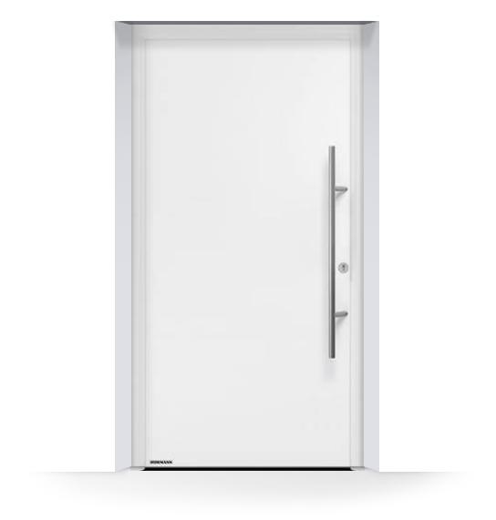 Energooszczędne i bezpieczne drzwi zewnętrzne Thermo65