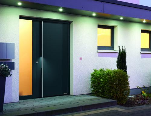 Drzwi ThermoSafe – komfort i bezpieczeństwo